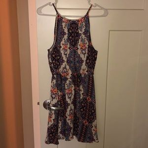 Fun Pattern Dress